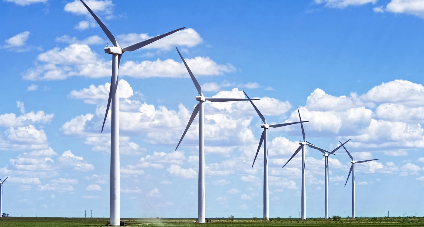 Countries Producing Energy Using The Wind Power
