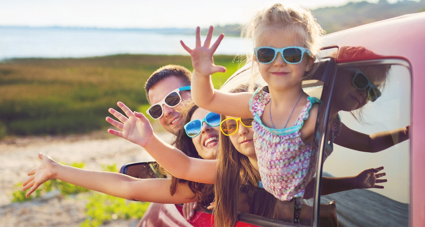 Best Holiday Destinations for Family with Children