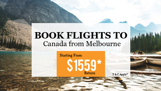 Best flight deal for Canada