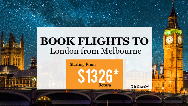 Best flight deal for London
